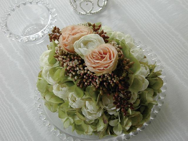 BEST FLOWER ARRANGEMENT掲載 フラワーケーキ